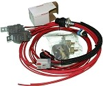 EVO 7-8-9 Dual Fuel Pump Wiring Harness