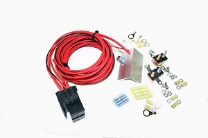 DIY Dual Pump Wiring Harness Kit